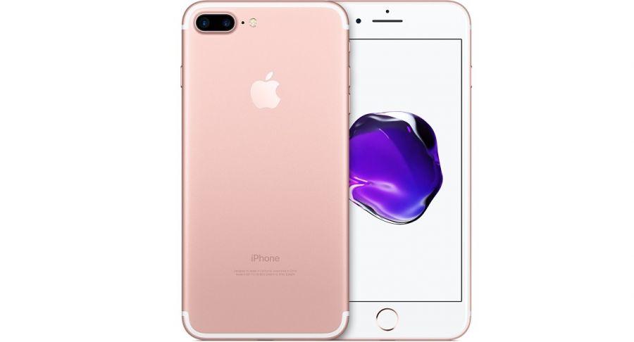 Apple iPhone 7 Plus 256GB розовый