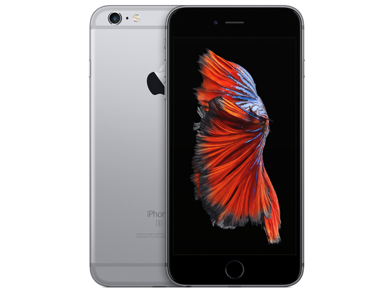 Apple iPhone 6s Plus 16GB Cерый Космос