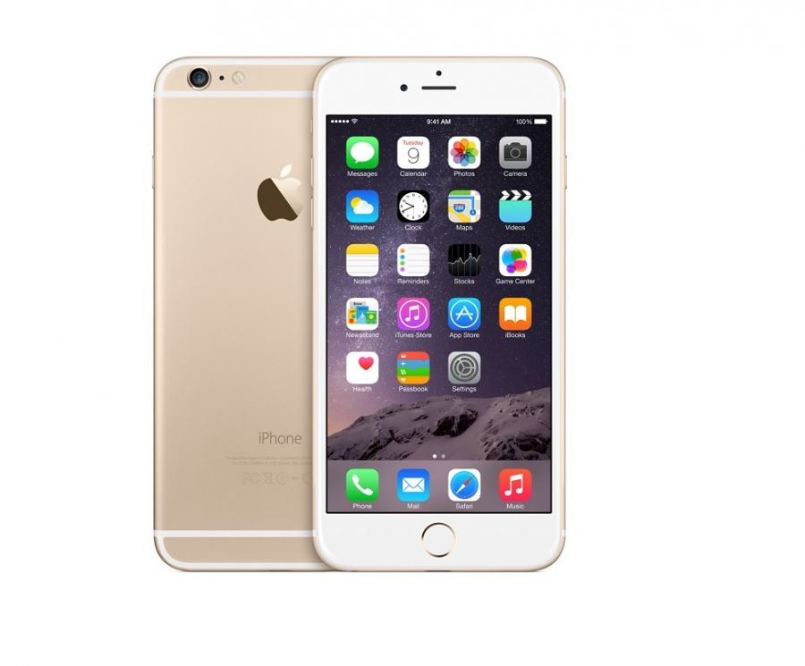 Смартфон Apple iPhone 6 Plus 16GB золотой
